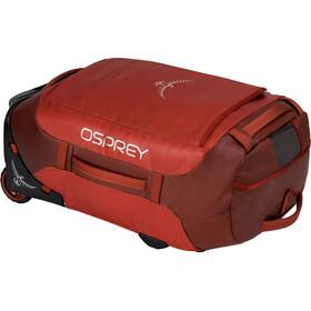 Osprey Rolling Transporter 40 Sac, ruffian red